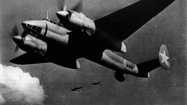 В Новосибирске восстановят бомбардировщик времён Второй мировой войны