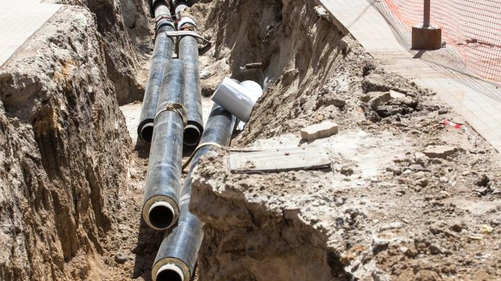 Несколько районов Новошахтинска и поселок в Шахтах остались без воды из-за аварии