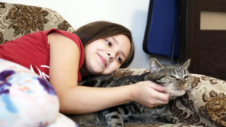 Лекарство, чтобы подрасти: 11-летняя Дюймовочка из Уфы мечтает выглядеть на свой возраст
