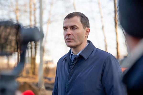 За что раскритиковали мэра Владимира Волкова