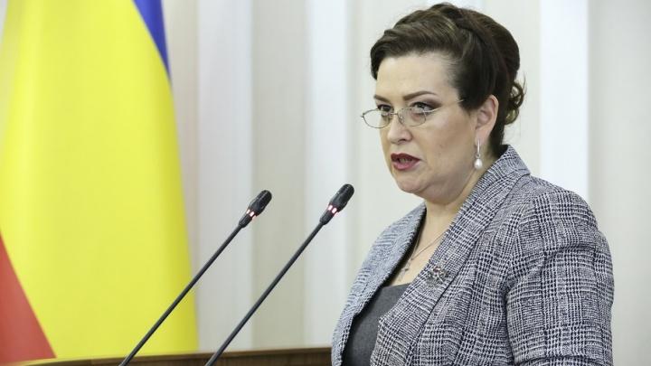 Татьяна Быковская выйдет на работу во вторник