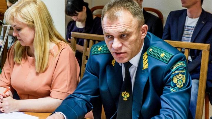 «Под глазом синяк»: подозреваемый во взятке глава Росприроднадзора заявил об избиениях в СИЗО