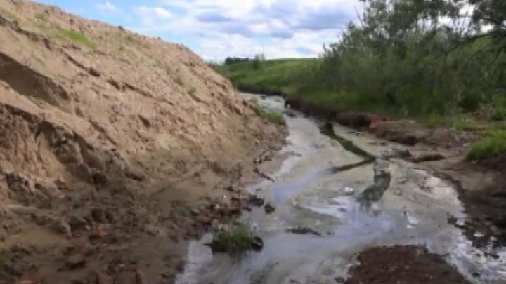 Лешуконский суд обязал Минприроды региона повторно очиститьКузнецов ручей от нефтепродуктов