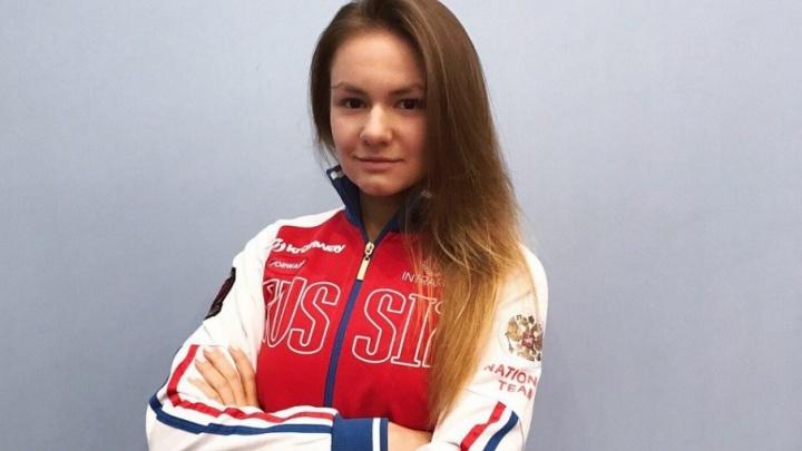 Челябинская конькобежка отправится на Олимпиаду-2018 в Пхёнчхан