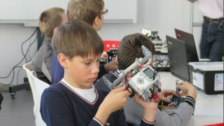 В Ярославской области школьники будут строить роботов