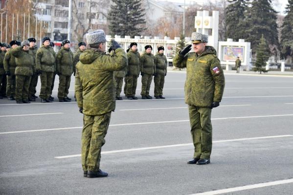 В будущем году новые взводы военной полиции появятся во всех дивизиях