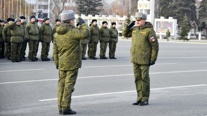 В Самарской области стартовали самые масштабные сборы военной полиции за всю историю