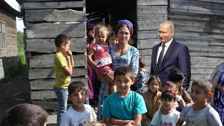 Экскурсия для президента: куда стоило бы отвезти Путина в Омске
