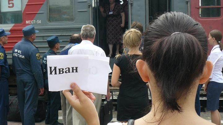 Из Новосибирской области уехало больше половины украинских беженцев