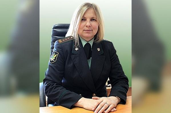 Елена Сидорова трудилась в ведомстве с сентября 2006 года