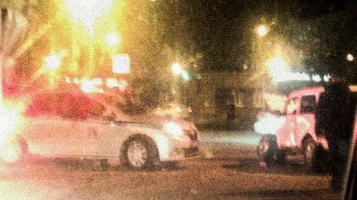 «Водитель в очень тяжёлом состоянии»: четверо волгоградцев ранены в столкновении «Нивы» и ВАЗ-2112