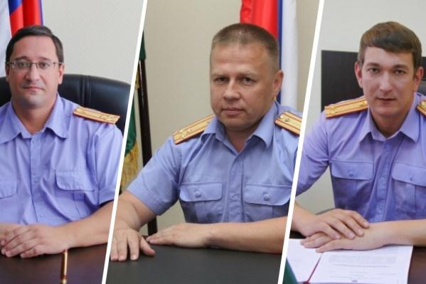 Начальник нижегородского Следственного комитета и два его зама подали декларации о доходах