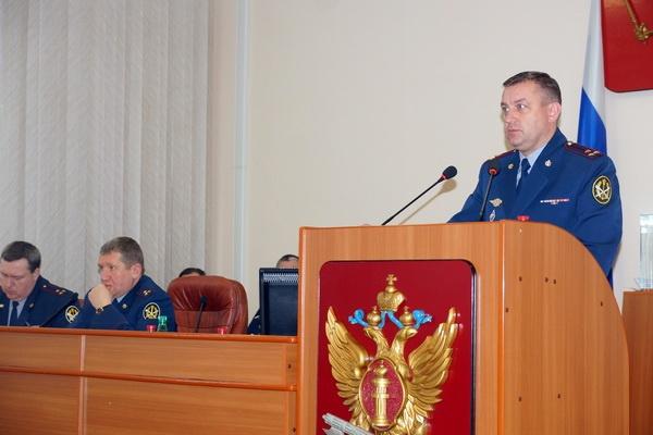 Путин назначил нового начальника ГУФСИН по Новосибирской области