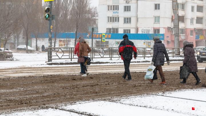 Еще теплее: в Самарской области ожидается дождь