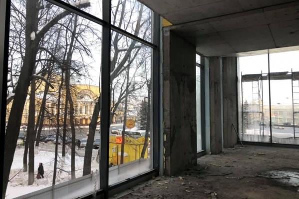 В новом центре откроют первую в Ярославле чайхану