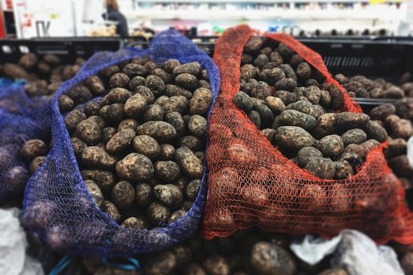 За картофель придется заплатить на 5,2% больше