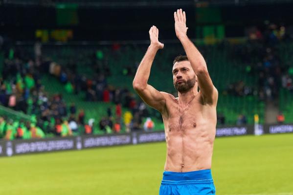 Хавбек Александр Гацкан в последний раз сыграет в составе «Ростова» в эту субботу