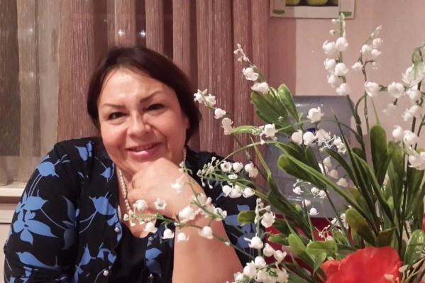 Веры Хламовой не стало вчера днем