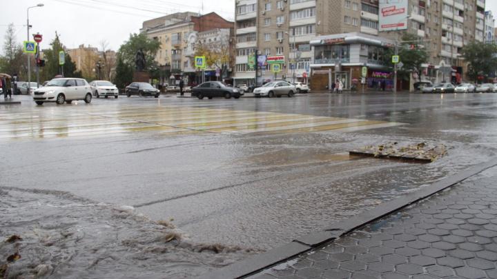 В Ростове выбрали подрядчика для чистки ливневок
