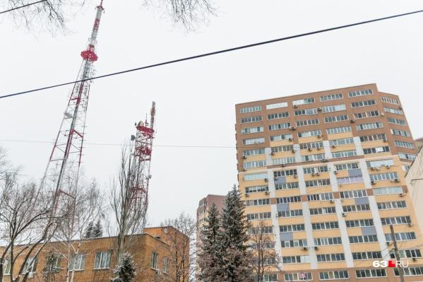 Многие жильцы были против застройки