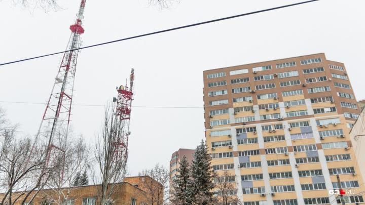 В Самаре одобрили строительство 25-этажных домов около телецентра