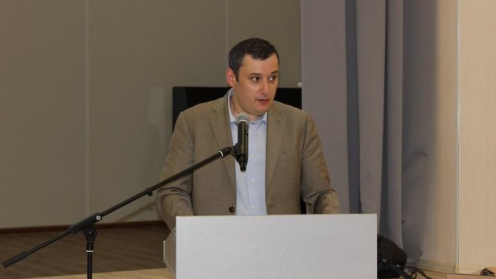 Хинштейн стал кандидатом в депутаты Госдумы от Самарской области