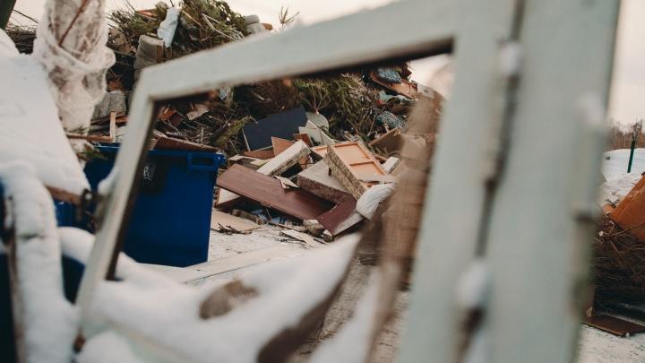 Тюменские активисты закончили эксперимент по взвешиванию мусора #МусорЗаНеделю72