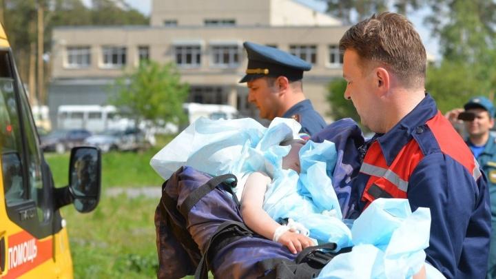 Диму Пескова, который 4 дня провёл в лесу, на этой неделе выпишут из больницы Екатеринбурга