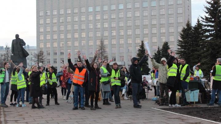 В Архангельске суд оштрафовал уже 31 человека за акцию 7 апреля