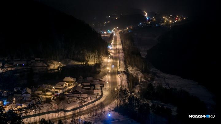 «Из темного состояния перевели в светлое»: мэр похвастался новым освещением на Борисевича