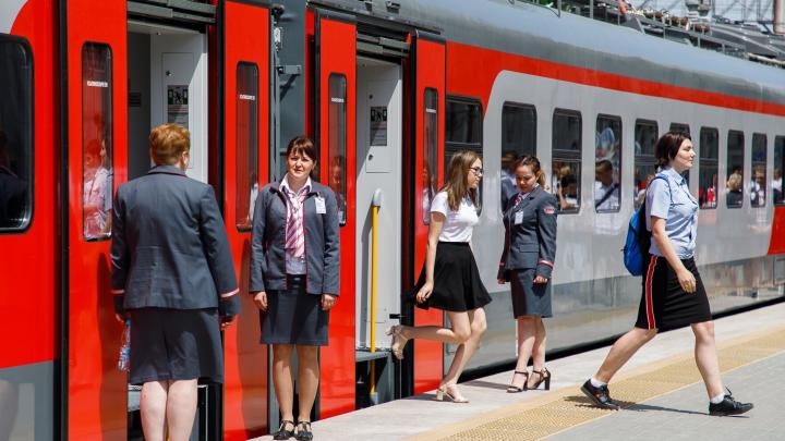 «Просил ингалятор»: под Волгоградом экстренно остановился поезд Новокузнецк — Анапа