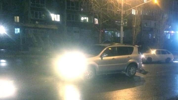 В Уфе водитель иномарки сбил пешехода: женщина скончалась в реанимации