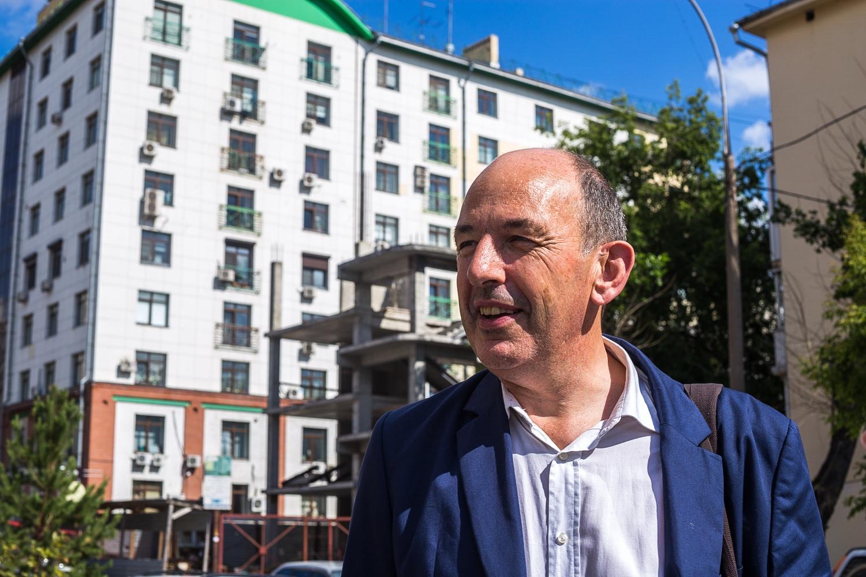 Основная проблема города, по мнению Голдхоорна, —в отсутствии чёткого плана развития