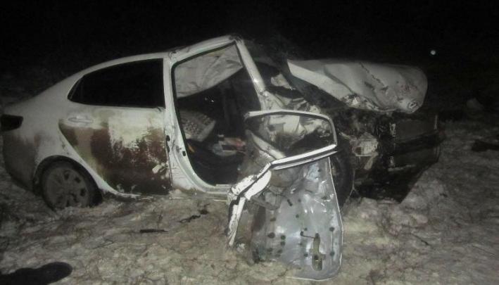 Житель Уфы устроил ДТП с четырьмя погибшими в соседнем регионе