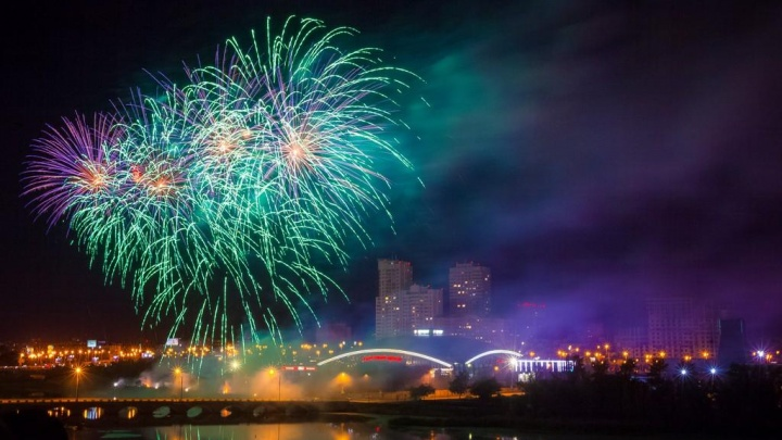День города с комфортом: где посмотреть на праздничный салют
