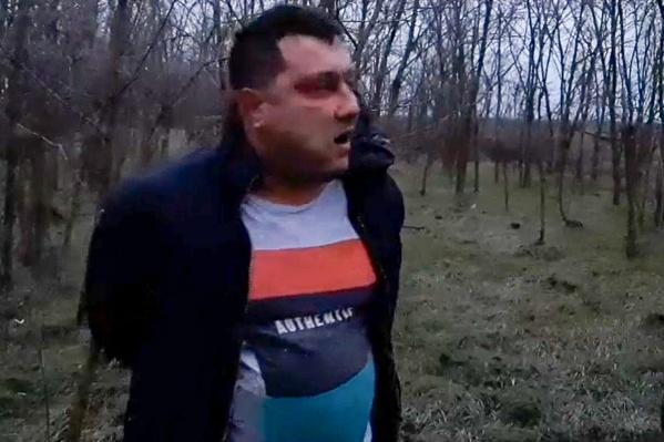 ФСБ задала задержанному вопросы