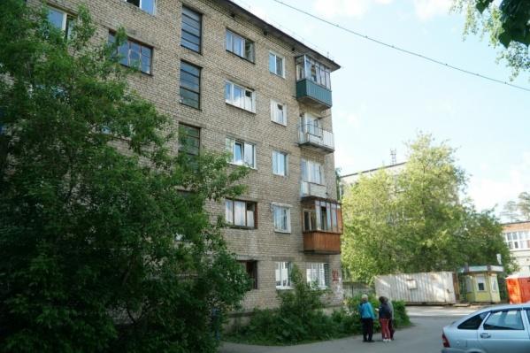 Инцидент, который произошел в Закамске на Капитана Пирожкова, 32, взволновал жителей