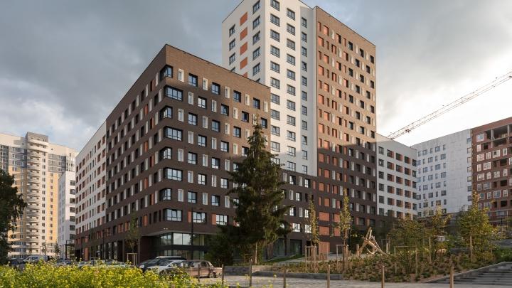 В Екатеринбурге открылась первая арт-резиденция под эгидой застройщика