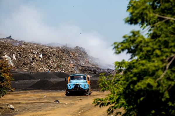 Тариф за вывоз мусора снизится на 4,1%