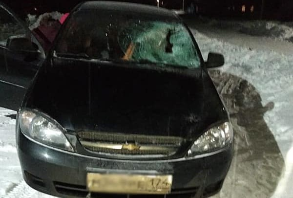 Умер через два часа в больнице: в Башкирии Chevrolet Klan сбил пешехода