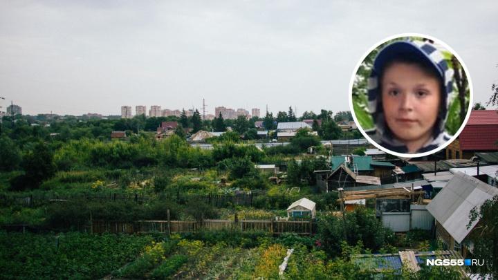 В Омском районе потерялся 10-летний мальчик (обновлено)