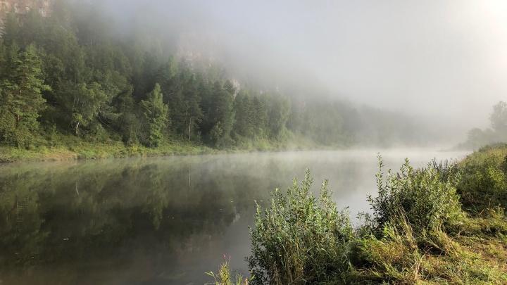 Группа туристов из Тюмени заблудилась в лесу Башкортостана