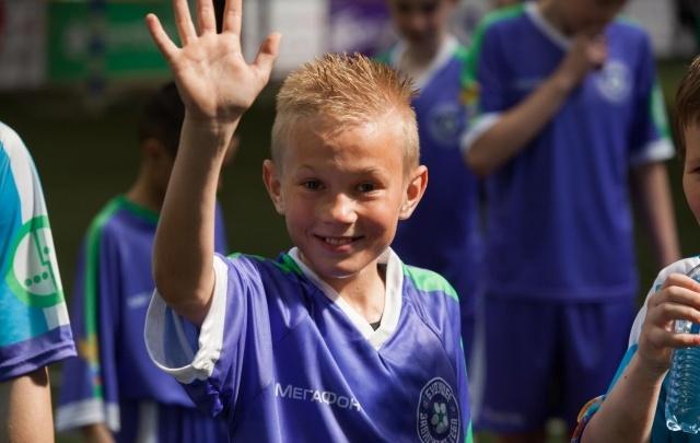 «МегаФон» объявляет старт ХII открытых Всероссийских соревнований по футболу среди команд детских домов и школ-интернатов «Будущее зависит от тебя»