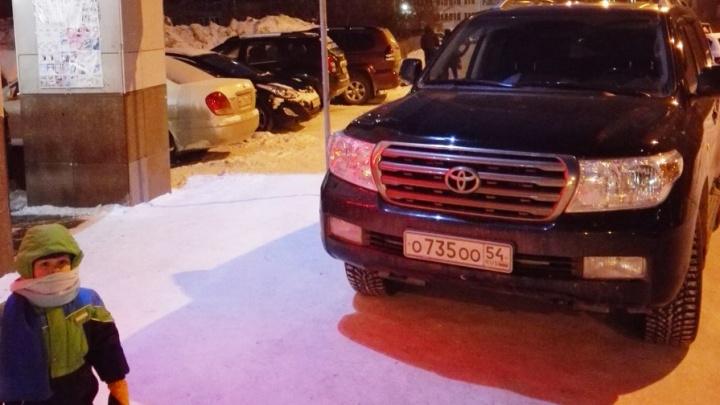 «Я паркуюсь как чудак»: «Крузак» ООО против детей