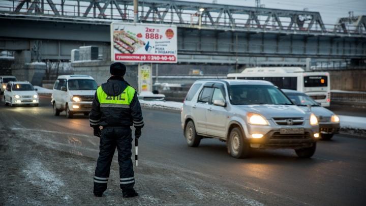 В Бердске расформировали отдел ГИБДД — оставили только начальника
