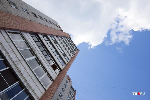ЧП случилось в Рыбинске на улицеПлеханова