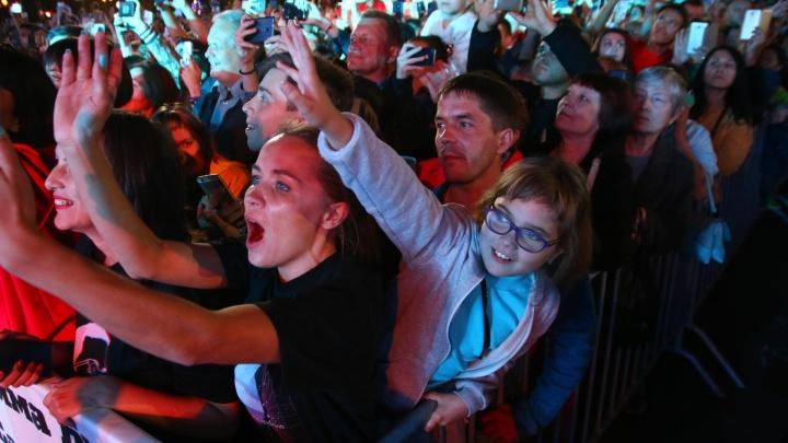 День города в Самаре: разглядываем лучшие кадры с праздника