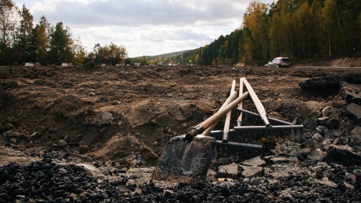 Можно будет развивать 110 км/ч: дорожники капитально отремонтируют 23 километра Челябинского тракта