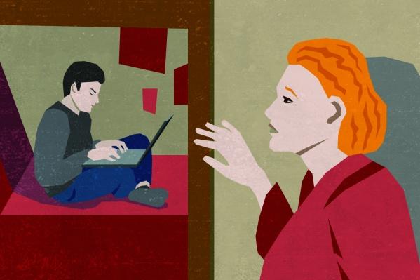 Что делать, если ребенок-подросток замыкается в себе, постоянно сидит за компьютером или пропадает в телефоне? Эти вопросы мы задали эксперту