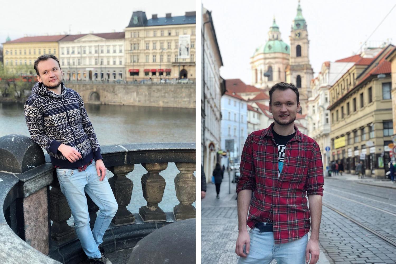 Илья рассказал, что очень много времени тратил на изучение чешского языка